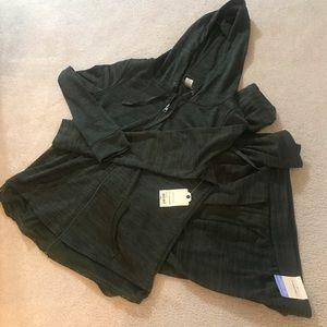 St John's Bay 2 piece dark green hoody and pants.